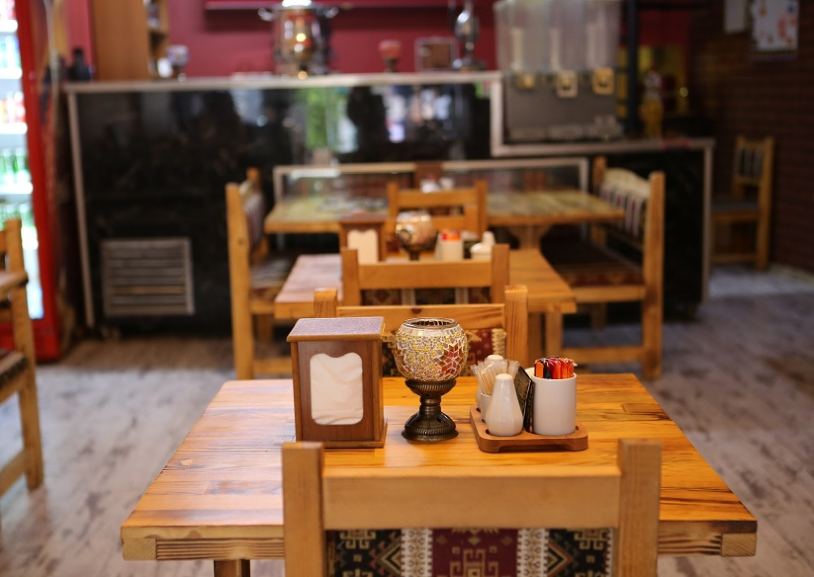 ORTAKÖY'DE İŞLEK KONUMDA RESTORAN-CAFE