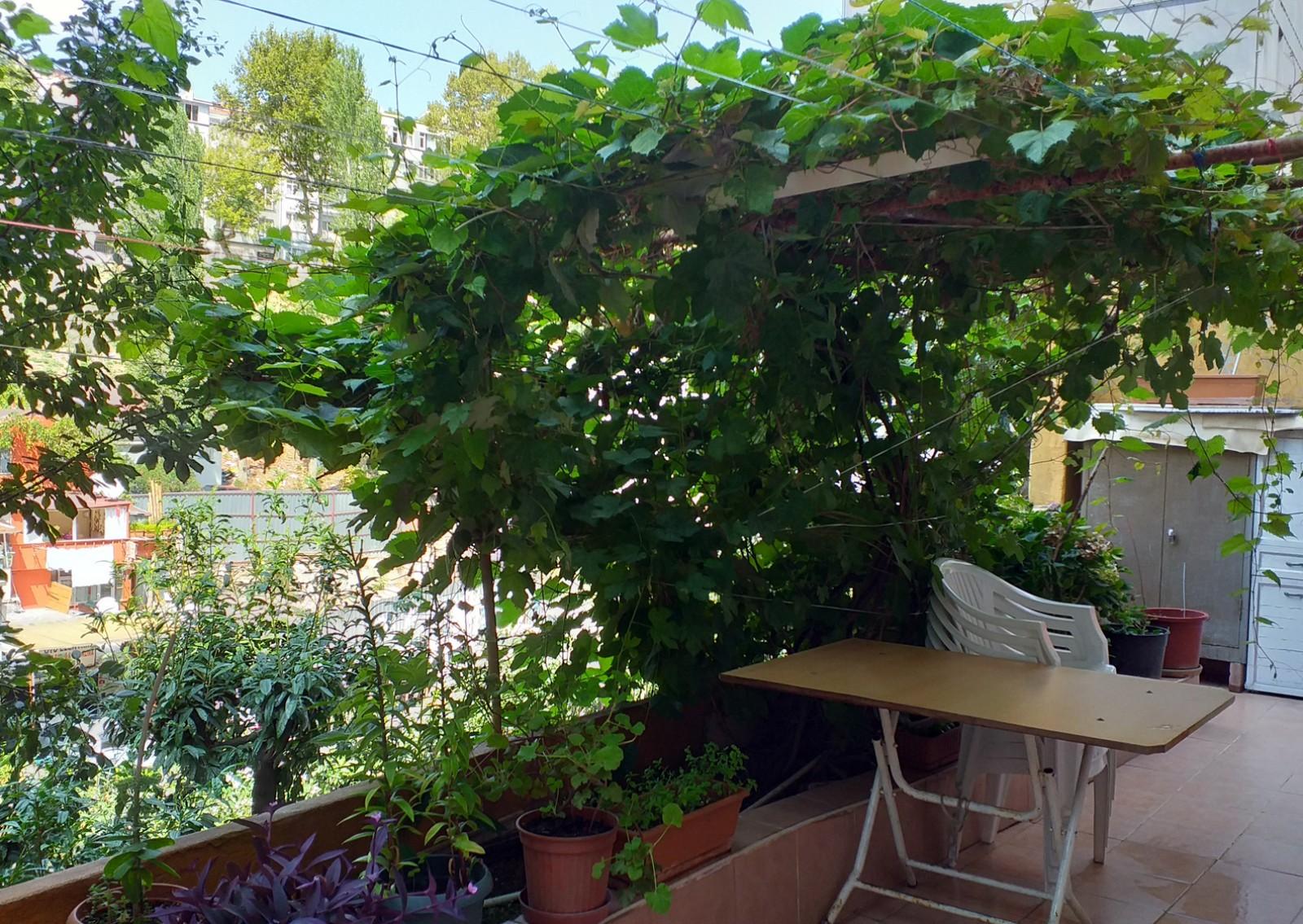 Şişli Harbiye'de Bahçe Kullanımlı Krediye Uygun Satılık Daire