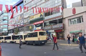 Gaziosmanpaşa Meydanda Satılık Dükkan